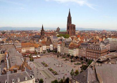 14. France – Grand-Est, près de Strasbourg, Cardiologie