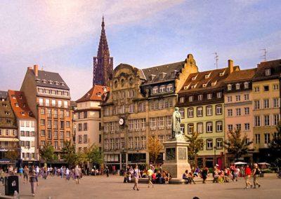 15. France – Grand-Est, près de Strasbourg, Hépato-Gastroentérologie