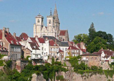 2. France – Bourgogne, près de Dijon, Anesthésie-Réanimation