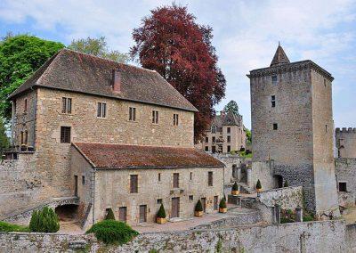 3. France – Bourgogne, près de Dijon, Cardiologie