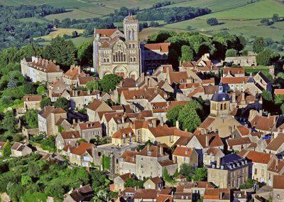 4. France – Bourgogne, près de Dijon, Radiologie