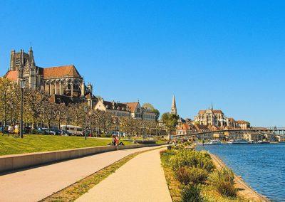 5. France – Bourgogne, près de Dijon, Pédiatrie