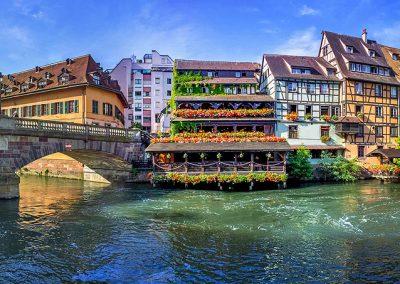 47. France – Grand-Est, près de Strasbourg, Médecine Interne