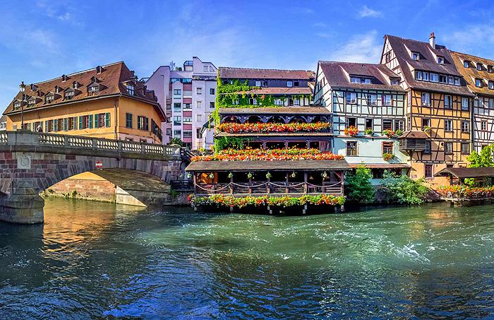 47. Franciaország – Grand-Est, Strasbourg közelében, Belgyógyászat