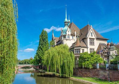 52. France – Grand-Est, près de Strasbourg, Gériatrie