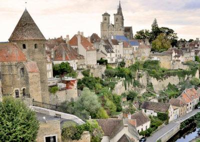 66. France – Bourgogne, près de Dijon, Médecine Générale – Gériatrie