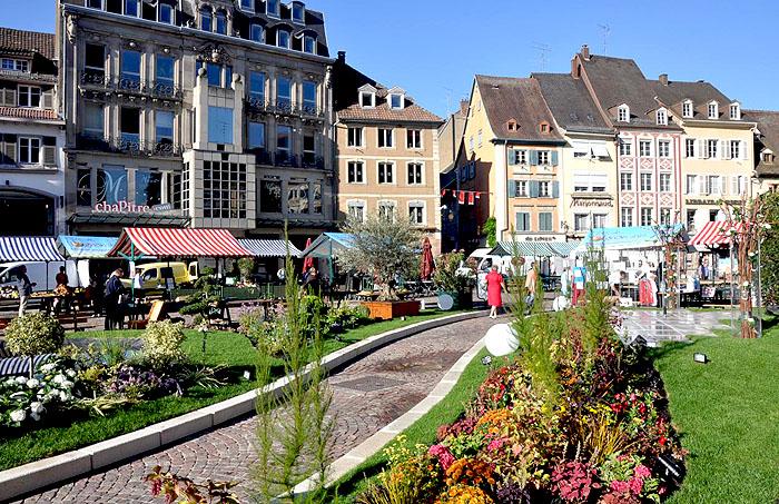 61. France – Grand-Est, près de Mulhouse, Médecine du Travail