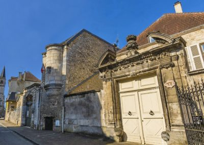71. France – Grand-Est, près de Dijon, Médecine Générale