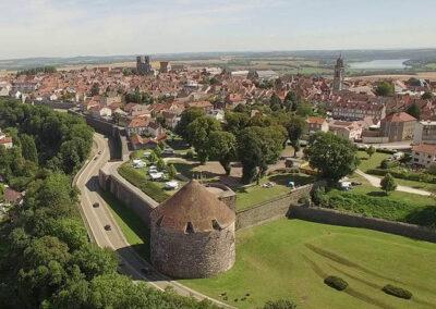 75. France – Grand-Est, près de Dijon, Médecine Physique et de Réadaptation